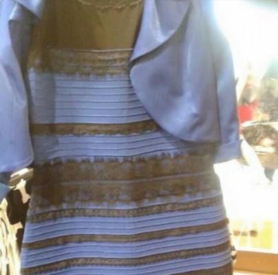 ما السبب العلمي لاختلاف لون هذا الفستان من شخص لآخر؟! - المواطن