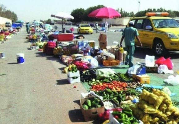 سر عدم فاعلية حملات أمانة الرياض مع الباعة الجائلين - المواطن