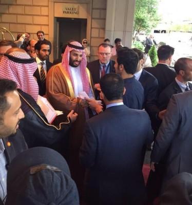 لقاء محمد بن سلمان يُعيد الأمل للدارسين على حسابهم