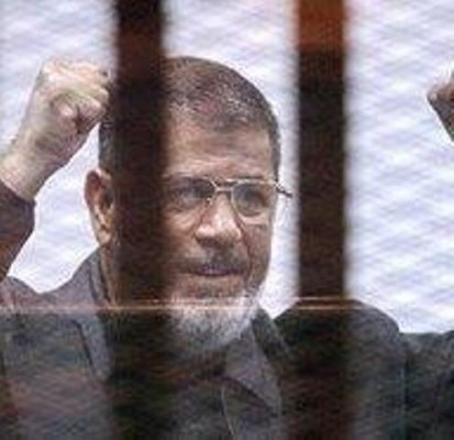 إحالة أوراق مرسى و104 آخرين بقضية الهروب من سجن وادى النطرون للمفتى - المواطن