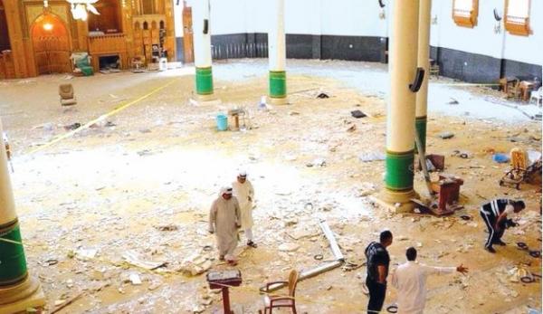 تفجير-مسجد-الصادق-الكويت