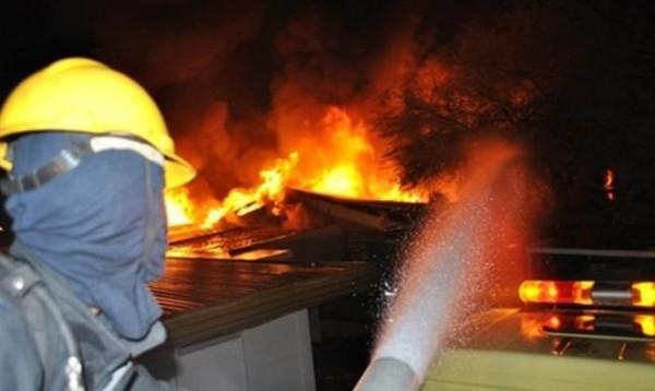 إخلاء 1500 حاج احترازياً في حريق فندق بـ #مكة - المواطن