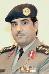 العقيد منصور بن محمد الدوسري