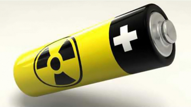 بطارية-نووية