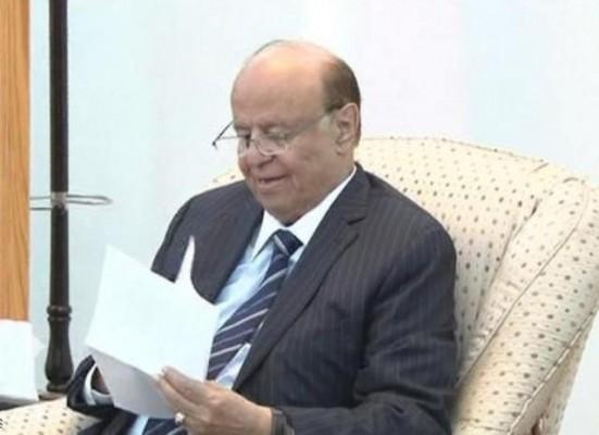 هادي: استهداف الحوثيين لحدود المملكة يتم بدعم قوى إقليمية - المواطن