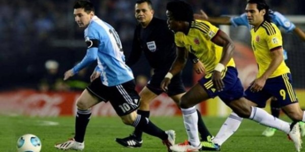 الأرجنتين-وكولومبييا