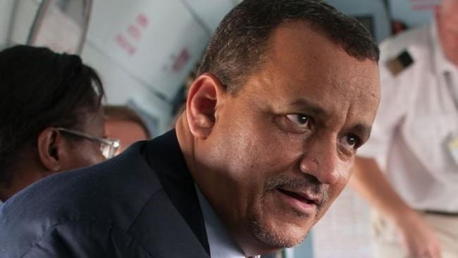 ولد الشيخ: سلمت طرفي الأزمة اليمنية تصوراً للحل قبل تعليق المفاوضات - المواطن