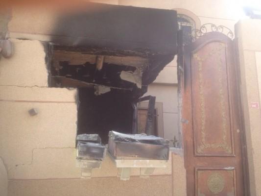 حدث في منزل بالدار البيضاء في الرياض .. انفجار أنبوبة غاز