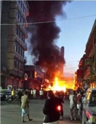 انفجار-4-سيارات-بصنعاء (5)