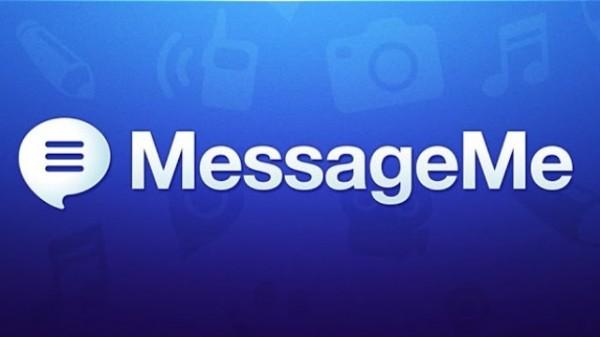تطبيق MessageMe
