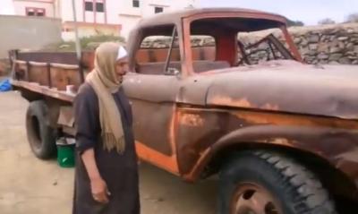 بالفيديو.. سيارة فورد موديل 64 في متحف الجحل بباحة ربيعة - المواطن