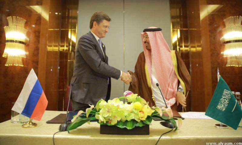 """بإرتفاع 5%.. أسعار النفط تتفاعل مع الاتفاق """"السعودي - الروسي"""""""