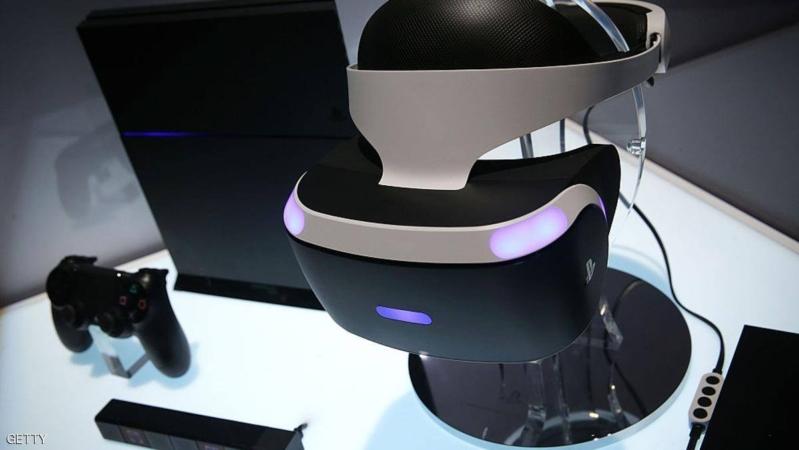 سوني تنتجح بلاي ستيشن برو المزودة بخاصية الواقع الافتراضي