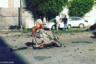 انفجار قرب مقر حكومة الوفاق الليبية بطرابلس - المواطن