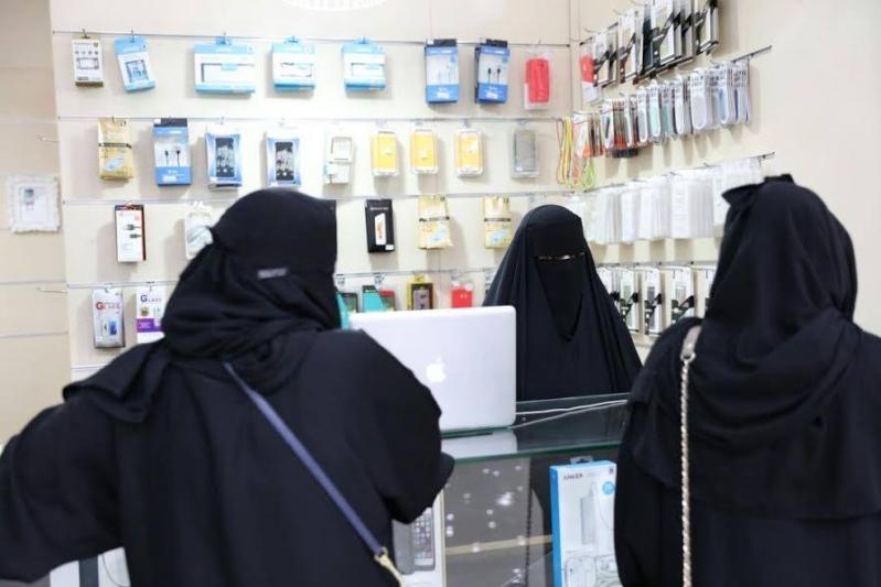 السعوديات يقتطعن حصتهن الاستثمارية من سوق الجوالات