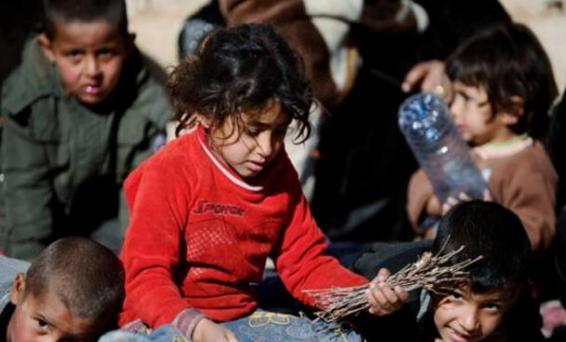 الصراعات في جميع أنحاء العالم تخلق 28 مليون طفل مشرد