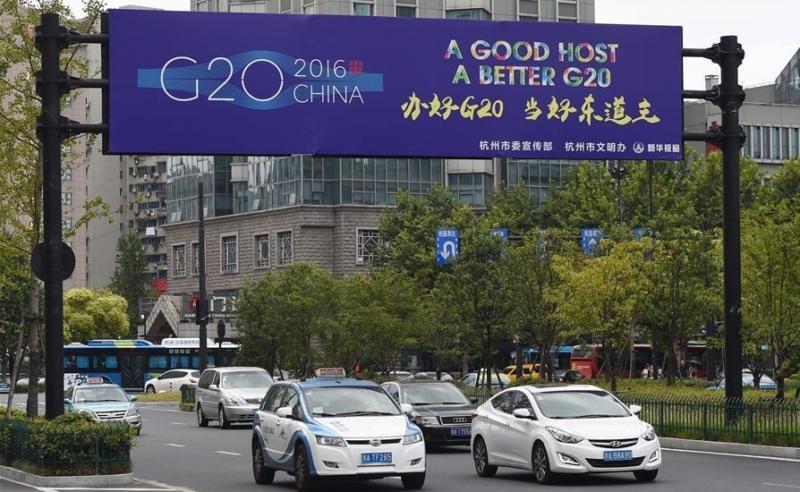 بالصور.. استعدادات الصين لاستقبال ضيوف قمة مجموعة العشرين