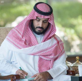 ولي ولي العهد يلتقي الطلبة السعوديين بالجامعات الصينية