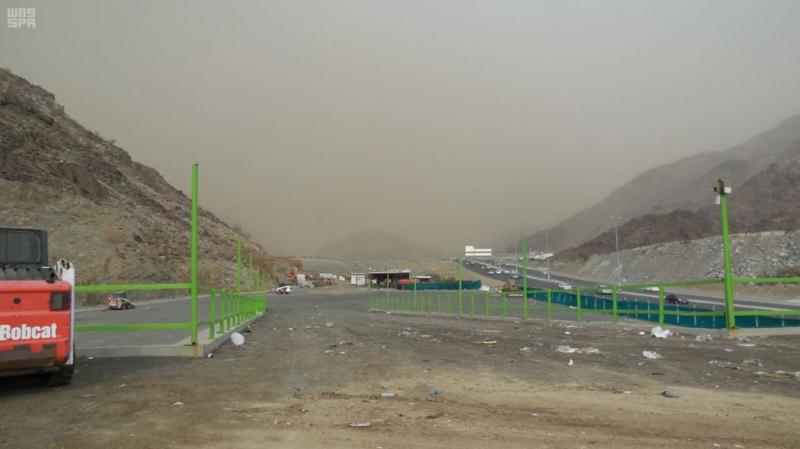 أمانة العاصمة المقدسة تشغل 4 محطات انتقالية للنفايات استعدادًا لموسم الحاج