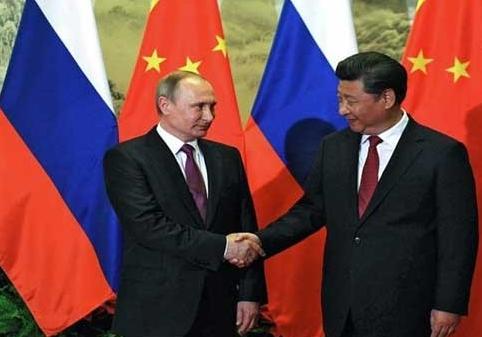 الرئيس الصيني يلتقي بوتين على هامش قمة العشرين