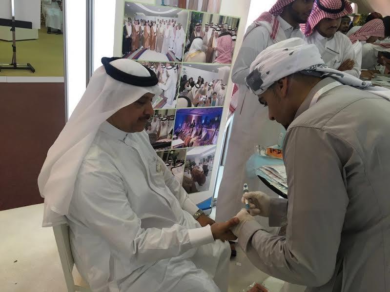 """2000 متبرع في حملة """"أنتم الكرماء"""" للتبرع بالخلايا الجذعية"""