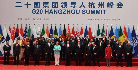 انطلاق قمة العشرين