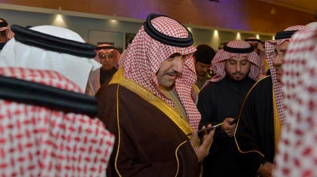 """بالفيديو.. """"أمير الرياض"""" يُجري اتصالاً هاتفياً مفاجئاً بـ """"طبيبة"""""""