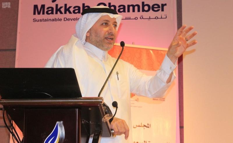 مدير مشروع قطار الحرمين السريع الدكتور بسام أحمد غلمان