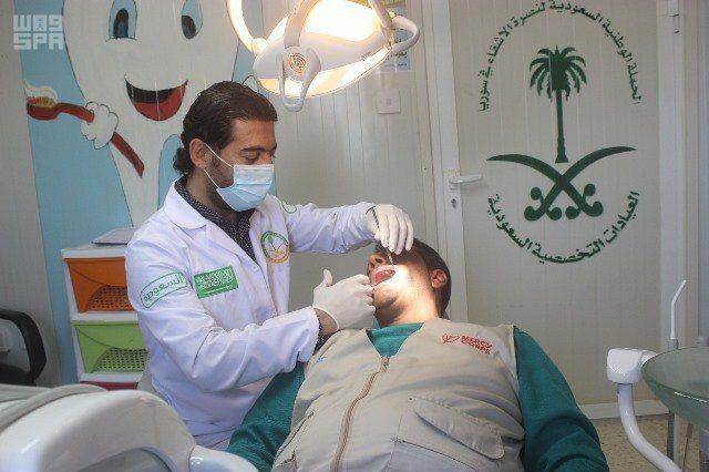 بالصور.. عيادات المملكة تعالج 3387 سوريًّا بمخيم الزعتري - المواطن