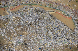 الفريق العمرو: نجاح خطة المدني خلال تصعيد الحجاج إلى عرفات دون حوادث مؤثرة - المواطن