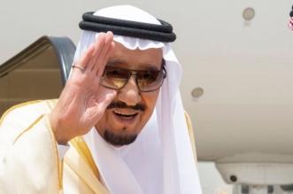 الملك سلمان في القصیم اليوم - المواطن