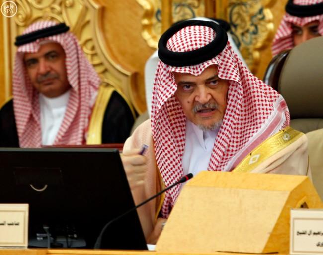 سعود الفيصل أمام #الشورى : لسنا دعاة حرب.. ولكن إذا قرعت طبولها فنحن جاهزون لها - المواطن