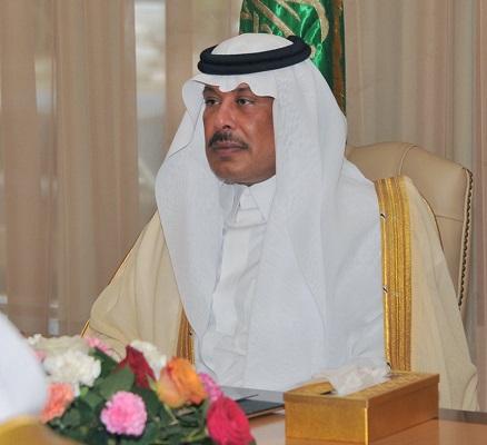 صاحب السمو الملكي الأمير مشاري بن سعود بن عبدالعزيز أمير منطقة الباحة