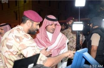 وزير الداخلية يتفقد قوات الأمن الخاصة المشاركة فيالحج - المواطن