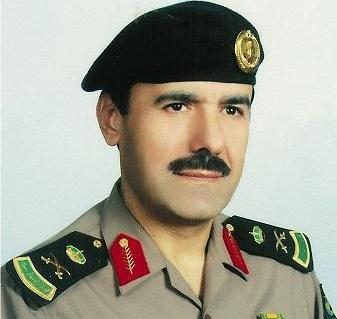 اللواء سليمان العمرو
