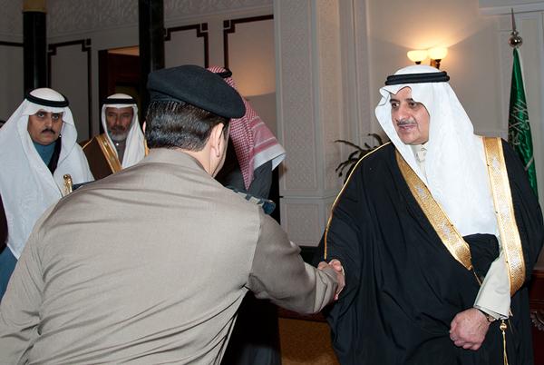 لامير فهد بن سلطان بن عبدالعزيز امير منطقة تبوك