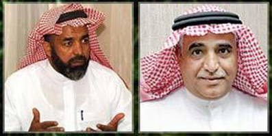 محمد فودة وعبدالرحمن الزيد