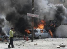 90 قتيلاً وجريحاً في سلسلة تفجيرات في العراق - المواطن