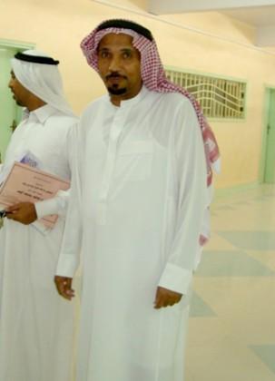 مندوب وزارة التربية والتعليم - الأستاذ هشال بن أحمد المبارك