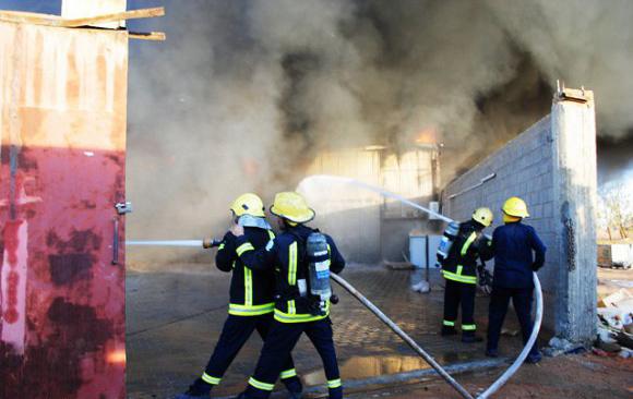 342 مليون ريال إجمالي خسائر حوادث الحريق خلال عامين - المواطن