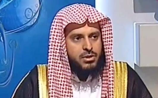 الشيخ عبدالعزيز بن مرزوق الطريفي