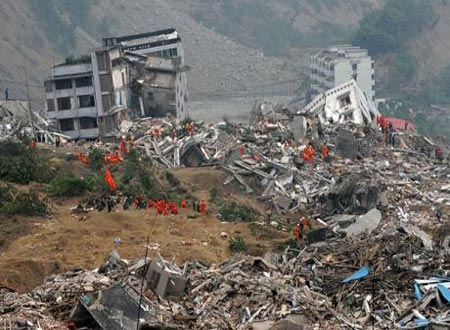 ارتفاع قتلى زلزال الصين إلى 89 قتيلاً - المواطن