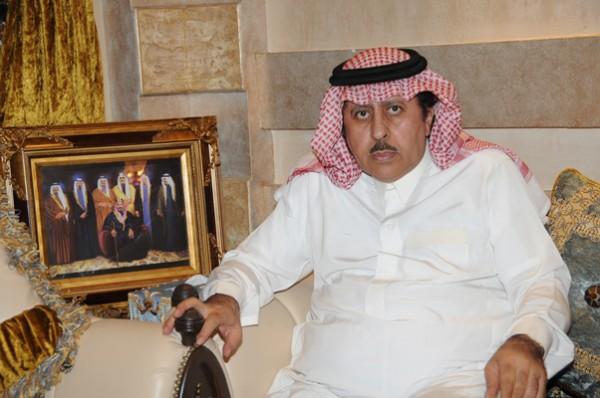 الأمير نايف بن سعود بن عبدالعزيز
