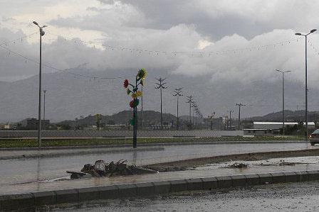 المدني: احذروا أمطار جازان