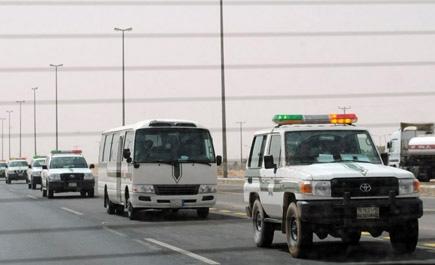 شرطة الدمام تضبط 320 مخالفاً لنظام الإقامة