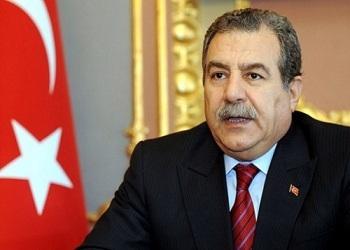 وزير الداخلية التركي معمر غولر