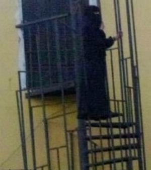إنقاذ فتاة حاولت الانتحار في تبوك