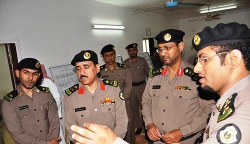 فصل شرطة بارق عن المجاردة وربطها بإدارة أمن عسير