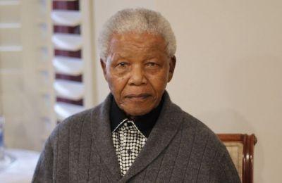 نيسلون مانديلا