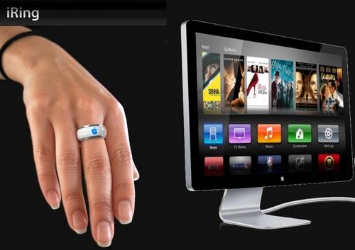 آبل تكشف عن خاتم ذكي للتحكم بالتلفاز - المواطن